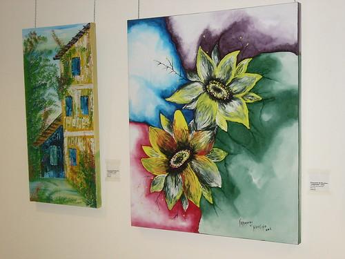 More art work by Mr. Di Martino