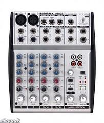 Behringer Eurorack UB 802 Mixer