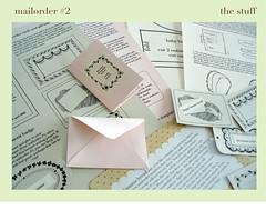 mailorder #2