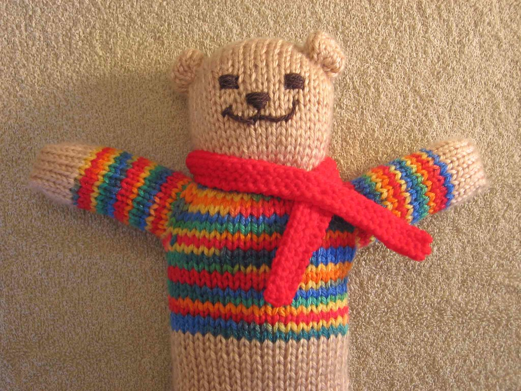 Stripe Bear with sixth face