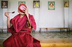 Het boeddhisme 'live' ervaren in Tibet en Nepal