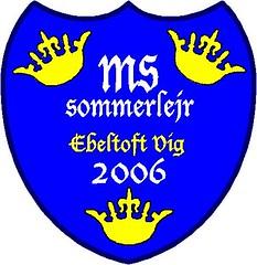 MS sommerlejr 2006