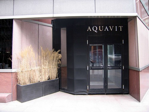 Life is sveet at aquavit the amateur gourmet for Aquavit new scandinavian cuisine