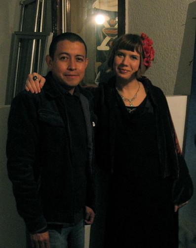 Joseph and Anji