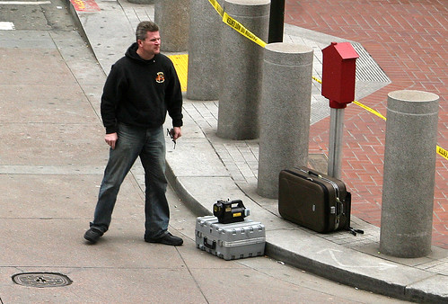 Bomb Scare on Market Street, #6