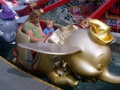 Riding Dumbo