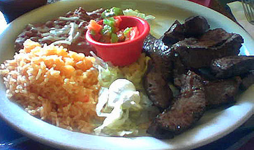 carmen's carne asada