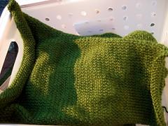 Green sleeve