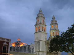 Catedral de la Concepcíón in Campeche