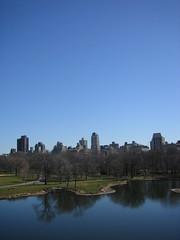 central park quiet