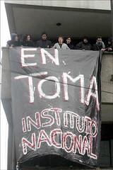 instituto nacional en toma 2005
