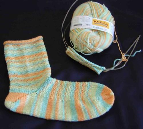 Crusoe Sock