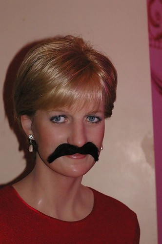 Queen of Moustaches