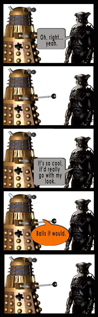 Dalek and Borg Sh'm Atim3