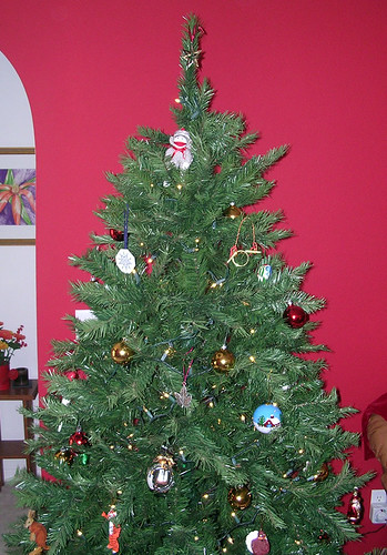 Our 2005 Tree