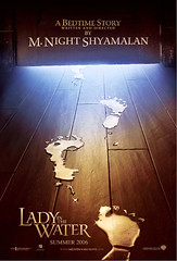 """Póster de """"Lady in the Water"""""""
