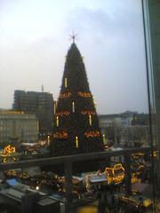 Weihnachtsbaum aus Dortmund (2006)