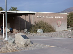 Visitor Center@Death Valley