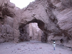 Natural Bridge@Death Valley