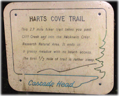 Harts Cove Trail