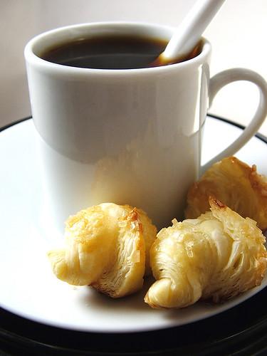 Micro croissants