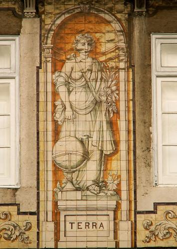 Lisboa - Lg. Rafael Bordalo