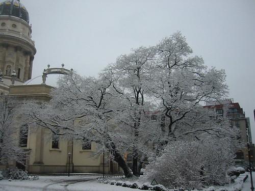 Schnee auf B </p>  <div style=