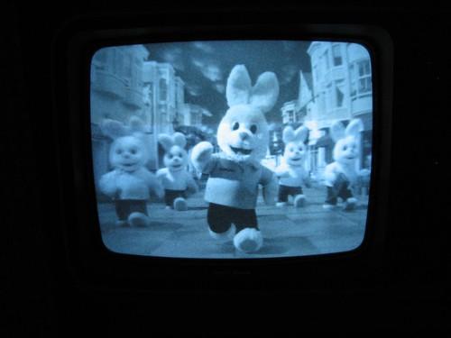 Een gezellig avondje televisie kijken