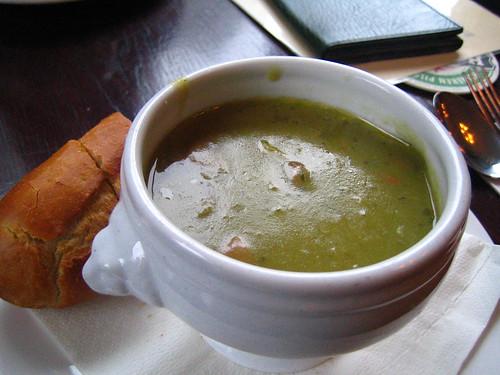 マメスープ