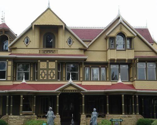 La mansion de de sarah Winchester