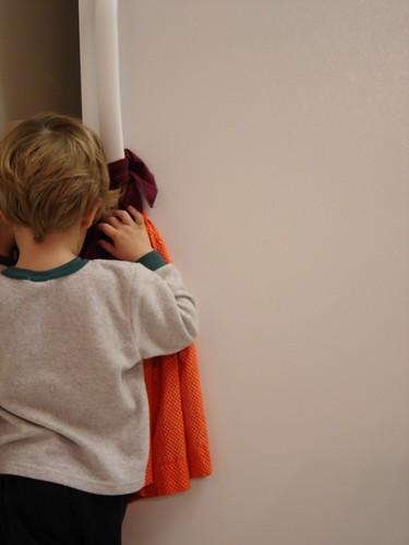 Jack pouting