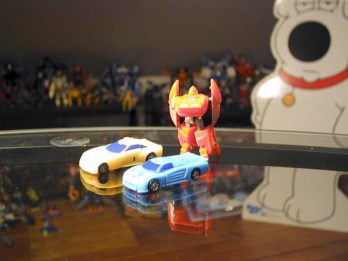 Cybertron Minicon Speed Team