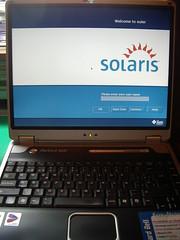 Solaris en el portátil