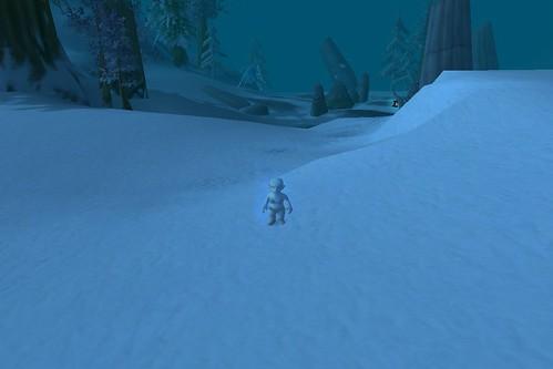 Pepitas Geist in Winterspring