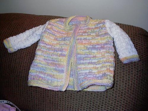 Olivia's Sweater