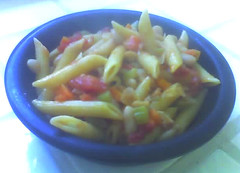 recipe: scrivener's 'comment pasta'