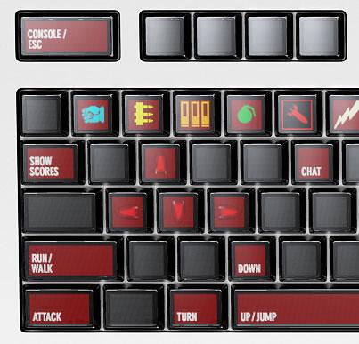 Quake Keyboard