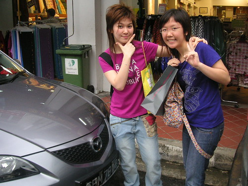 cyn & afton in arab street 2