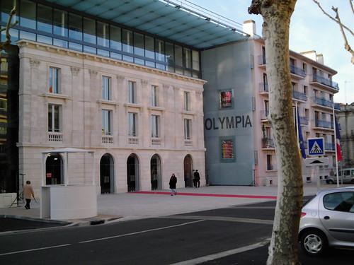 L'Olympia refait à neuf