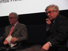 Geraint Talfan Davies a Prys Morgan