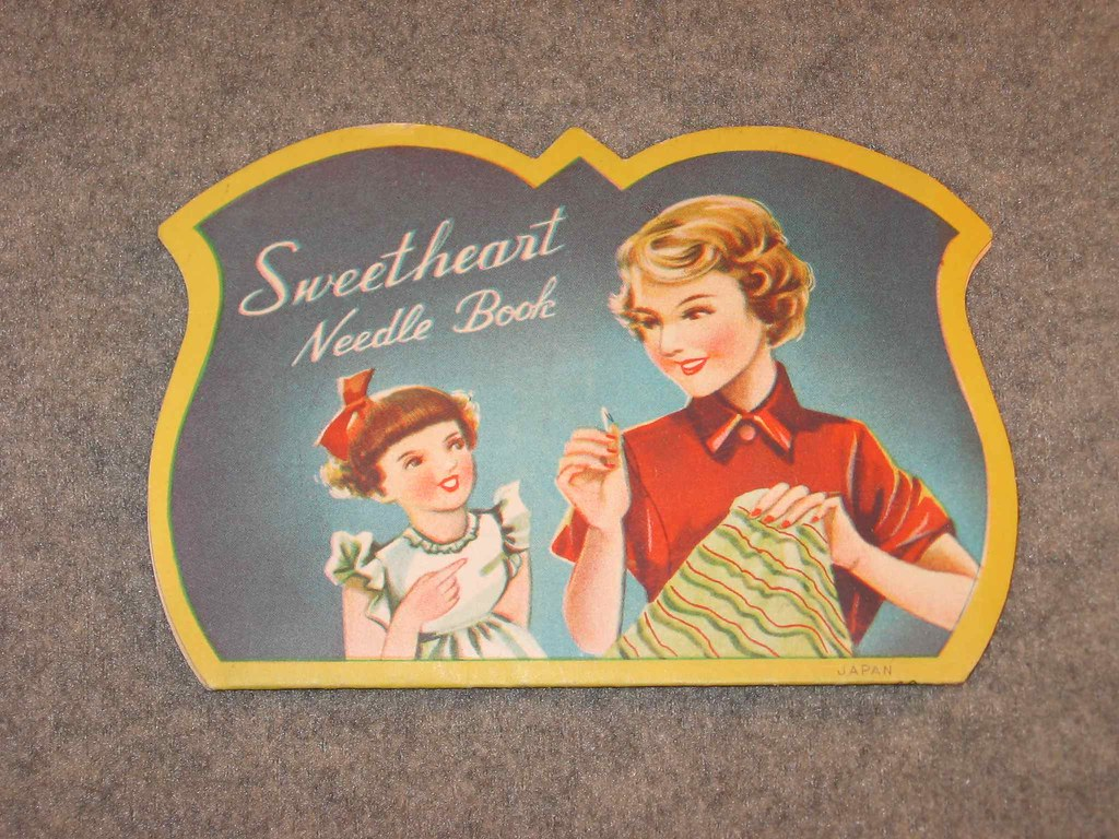 Sweetheart Needle Book