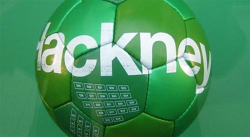 Nike Hackney football
