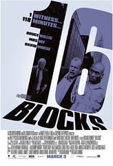 """16 blocks"" de Richard Donner tiene póster y trailer"