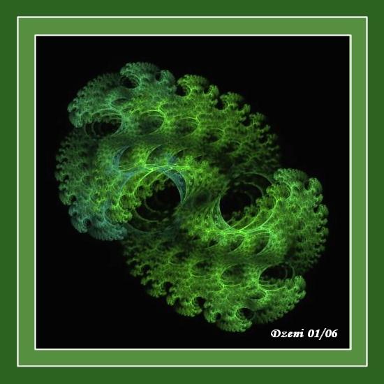 Green Sponge
