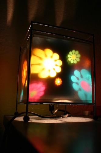 Flowerpower lamp - V