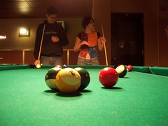 Playing Pool