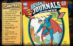 Videoblog de Bryan Singer, director de Superman Returns