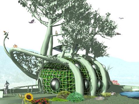 Fab tree hub