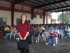 Carolyn in Belize