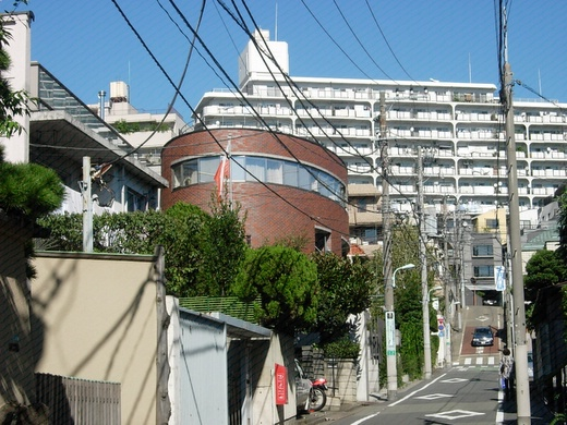 Polish Embassy in Meguro-ku, Tokyo